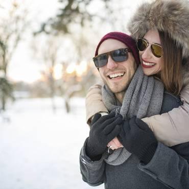 Télen se hunyorogj! Viselj bátran napszemüveget februárban is!