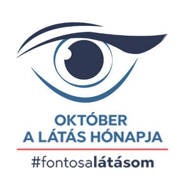 2019-ben is Október a Látás Hónapja!
