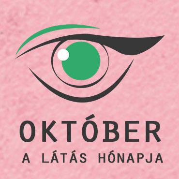2020-ban is Október a Látás Hónapja!